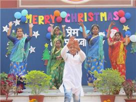 CHRISTMAS DAY CELEBRATION - 2018